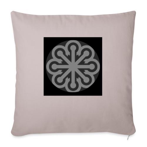 BGLogo - Sofa pillow with filling 45cm x 45cm