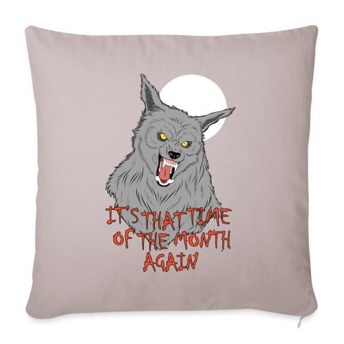 That Time of the Month - Sofa pillow with filling 45cm x 45cm
