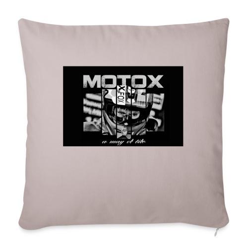Motox a way of life - Bankkussen met vulling 44 x 44 cm