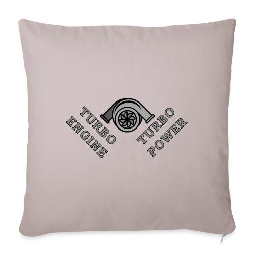 turbo - Cuscino da divano 44 x 44 cm con riempimento
