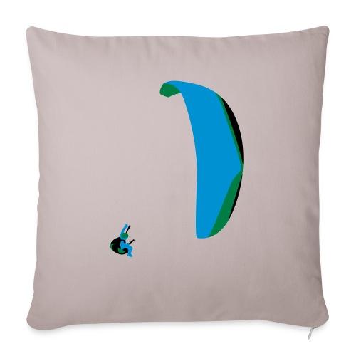 Akrobatik Paragliding - Sofa pillow with filling 45cm x 45cm