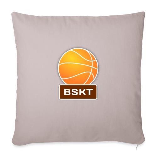 Basket - Cojín de sofá con relleno 44 x 44 cm