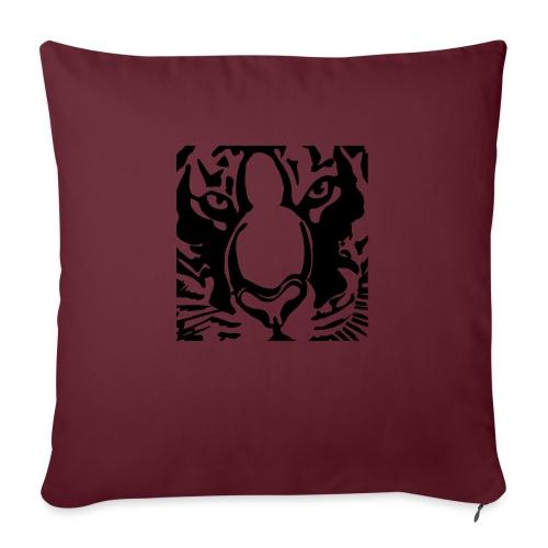 tijger2010shirt2 - Sofa pillow with filling 45cm x 45cm