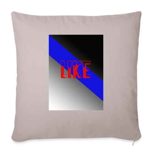 like - Coussin et housse de 45 x 45 cm