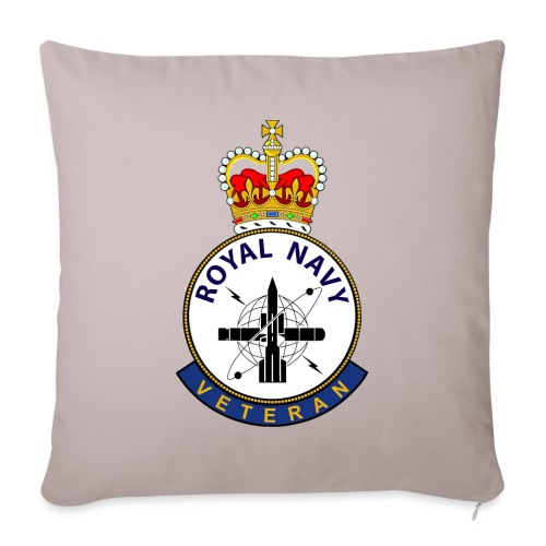 RN Vet ET - Sofa pillow with filling 45cm x 45cm