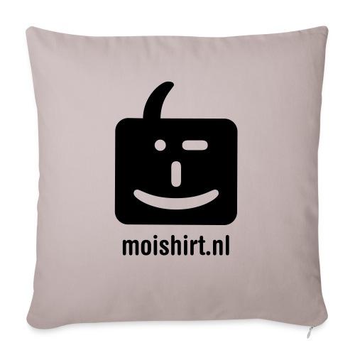 moi shirt back - Bankkussen met vulling 44 x 44 cm