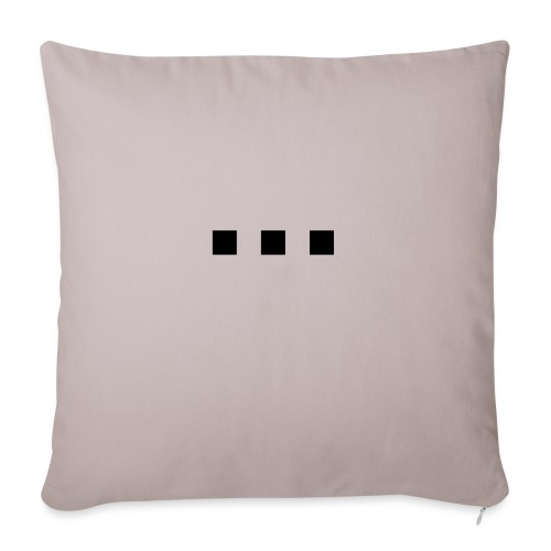 punt dot - Sofa pillow with filling 45cm x 45cm