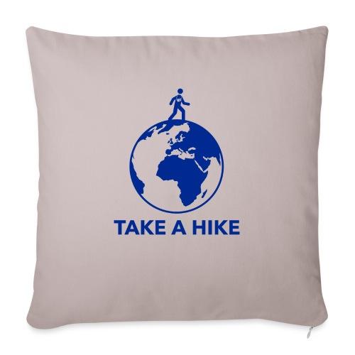 Take a Hike - Sofakissen mit Füllung 44 x 44 cm