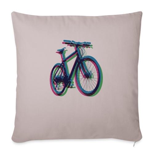 Bike Fahrrad bicycle Outdoor Fun Mountainbike - Sofa pillow with filling 45cm x 45cm