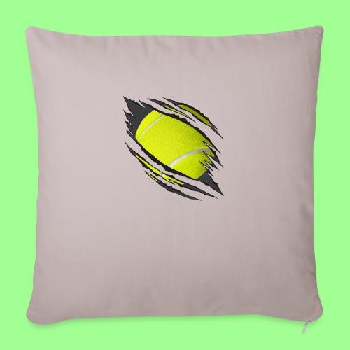 UNDER SKIN - Poduszka na kanapę z wkładem 44 x 44 cm