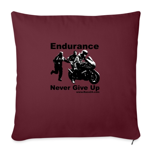 Race24 Push In Design - Sofa pillow with filling 45cm x 45cm