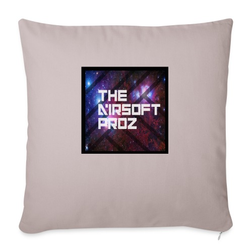 TheAirsoftProz Galaxy Mens Long Sleeve - Sofa pillow with filling 45cm x 45cm
