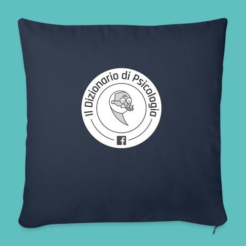 Il Dizionario Di Psicologia - Cuscino da divano 44 x 44 cm con riempimento
