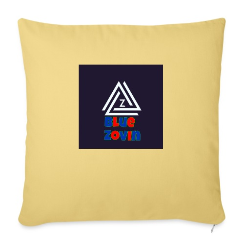 BlueZovinshirt - Sofa pillow with filling 45cm x 45cm