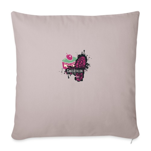 Team OA CakeAthlon - Sofa pillow with filling 45cm x 45cm