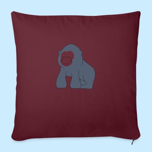 Baby Gorilla - Sofa pillow with filling 45cm x 45cm