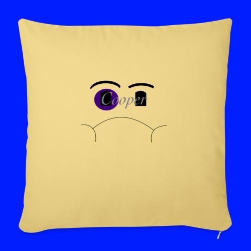 black eye - Soffkudde med stoppning 44 x 44 cm