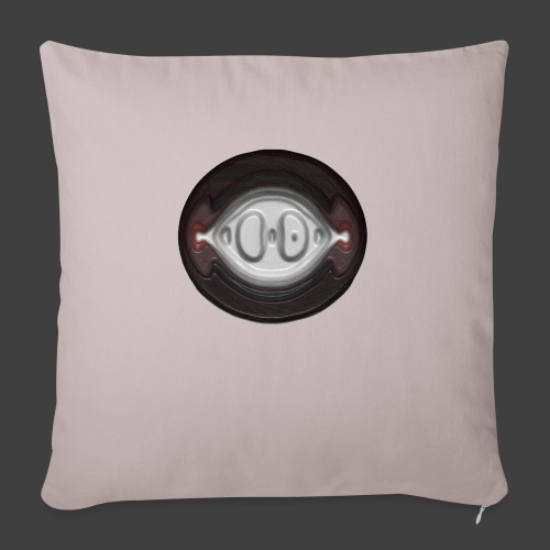 Smile? - Sofa pillow with filling 45cm x 45cm