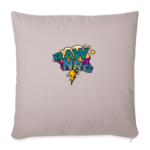 Raw Nrg Comic 1 - Sofa pillow with filling 45cm x 45cm