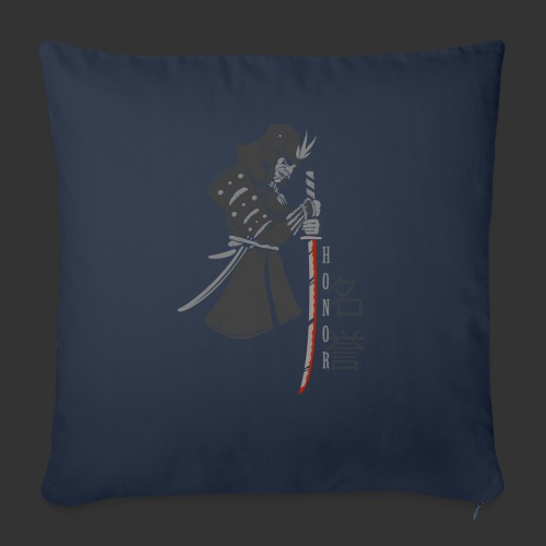 Samurai Digital Print - Sofa pillow with filling 45cm x 45cm