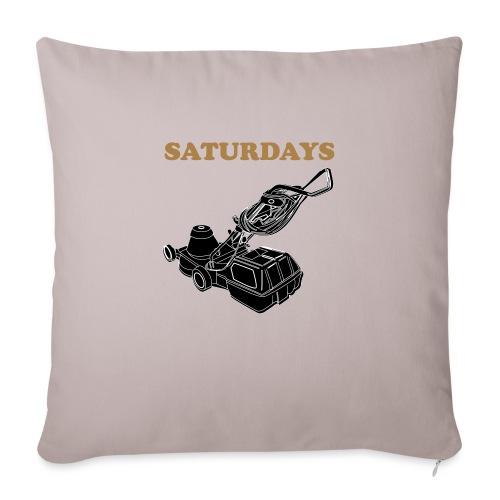 Saturdays Lawnmower - Sofa pillow with filling 45cm x 45cm