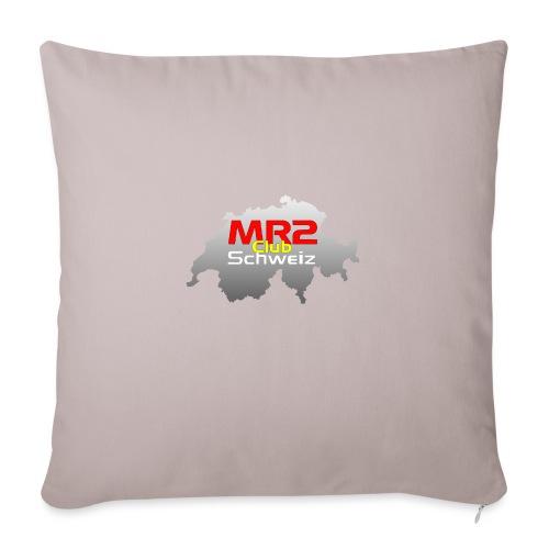 Logo MR2 Club Logo - Sofakissen mit Füllung 44 x 44 cm