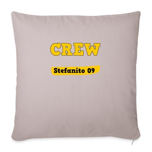 Crew Stefanito09 - Sofakissen mit Füllung 44 x 44 cm
