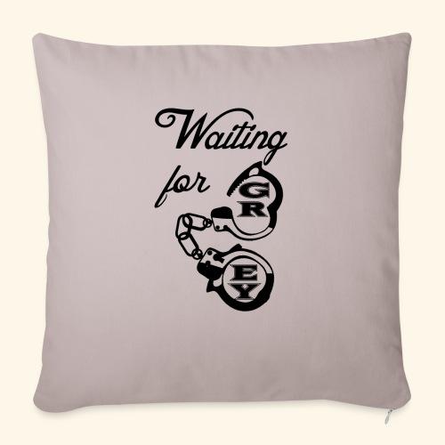 waitingG - Sofa pillow with filling 45cm x 45cm