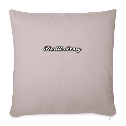 Stealth Army! - Sofa pillow with filling 45cm x 45cm