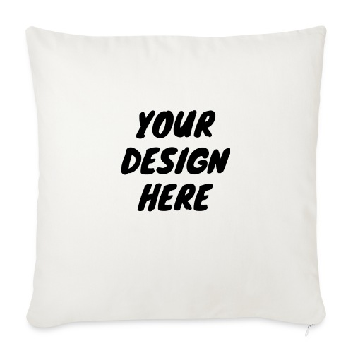 print file front 9 - Sofa pillow with filling 45cm x 45cm