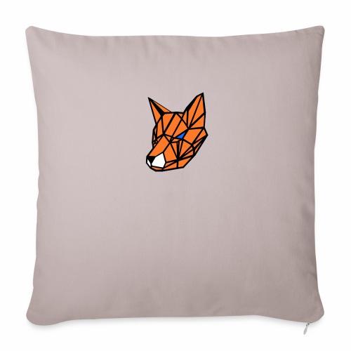 renard geometrique - Coussin et housse de 45 x 45 cm