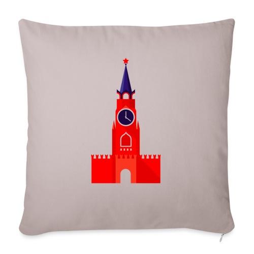 Kremlin by Julia Dudnik - Sofa pillow with filling 45cm x 45cm