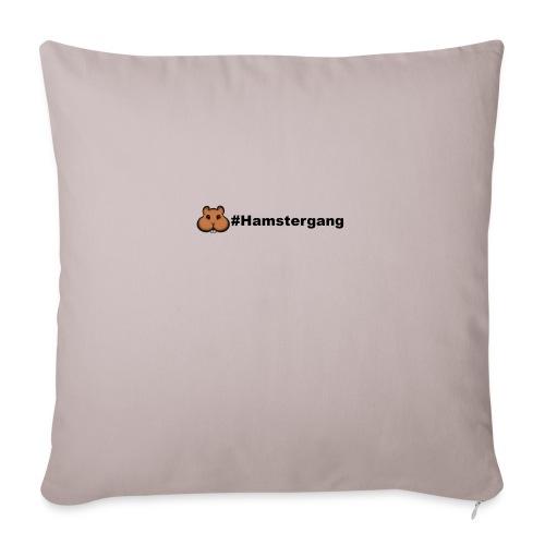 Hamstergang - Sofakissen mit Füllung 44 x 44 cm