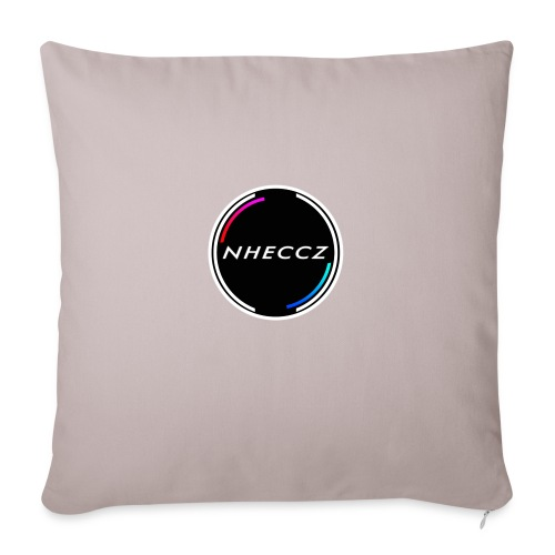 NHECCZ Logo Collection - Sofa pillow with filling 45cm x 45cm