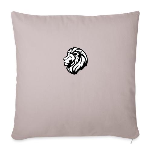 LION - Cuscino da divano 44 x 44 cm con riempimento