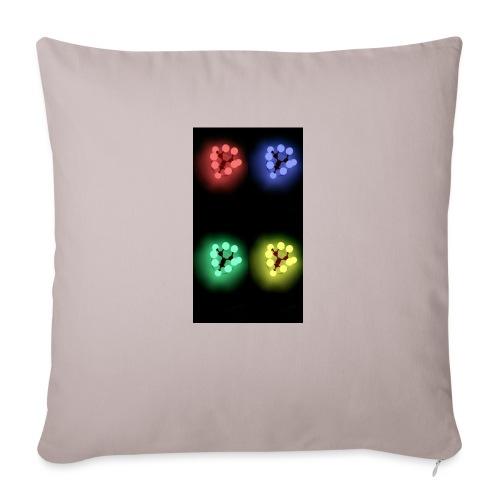 Lights - Coussin et housse de 45 x 45 cm