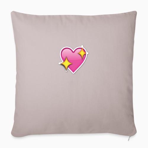 love pillow - Soffkudde med stoppning 44 x 44 cm