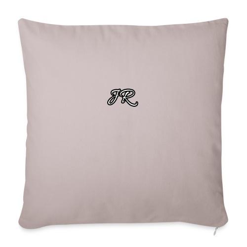 JR Logo Mens T-Shirt - Sofa pillow with filling 45cm x 45cm