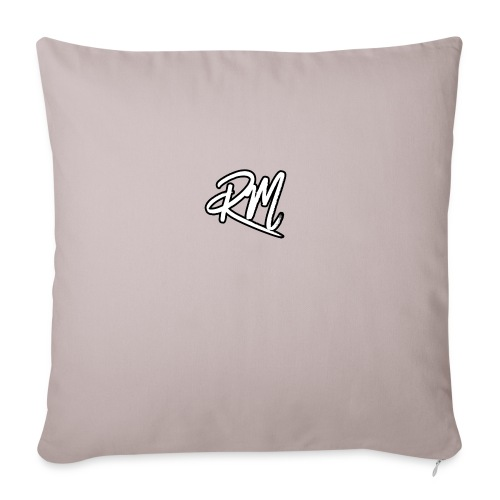 Merch Logo - Sofa pillow with filling 45cm x 45cm