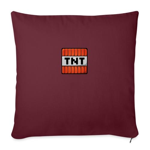 TNT - Sofakissen mit Füllung 44 x 44 cm
