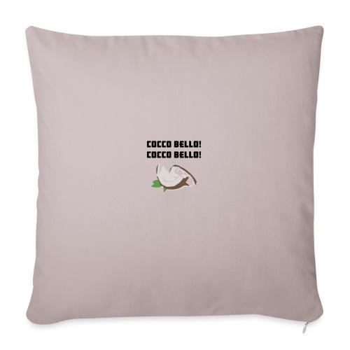COCCO BELLO - Cuscino da divano 44 x 44 cm con riempimento