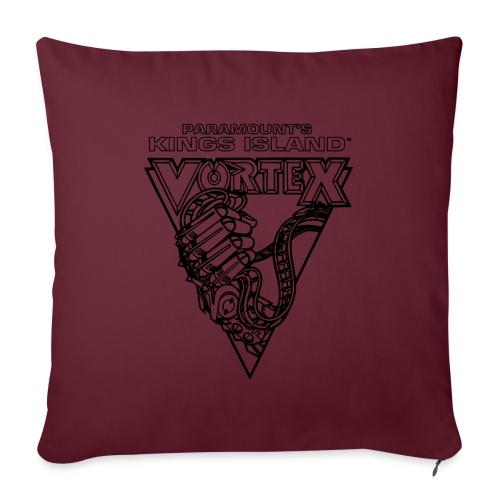 Vortex 1987 2019 Kings Island - Sohvatyynyt täytteellä 44 x 44 cm