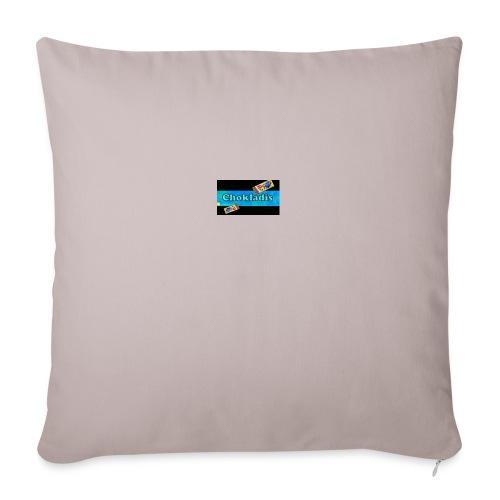 Chokladis Barn T-Shirt - Soffkudde med stoppning 44 x 44 cm