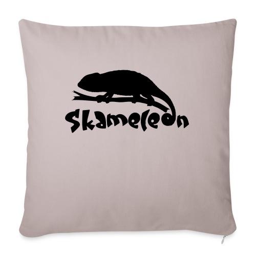 logoskameleon - Sofakissen mit Füllung 44 x 44 cm