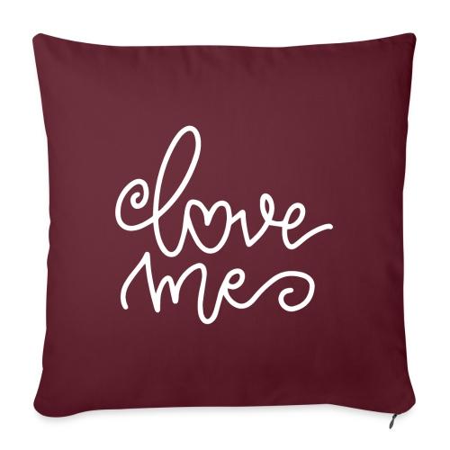 Love Me - Sofakissen mit Füllung 44 x 44 cm