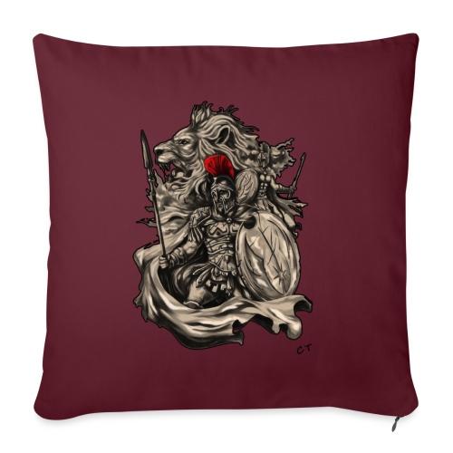 SPARTA - Cuscino da divano 44 x 44 cm con riempimento