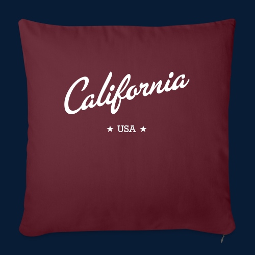 California - Sofakissen mit Füllung 44 x 44 cm