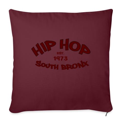 Hip Hop/Est.1973/South Bronx - Sofa pillow with filling 45cm x 45cm