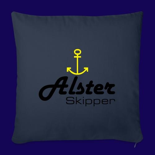 Alster Skipper Anker KONTUR 2020 - Sofakissen mit Füllung 44 x 44 cm