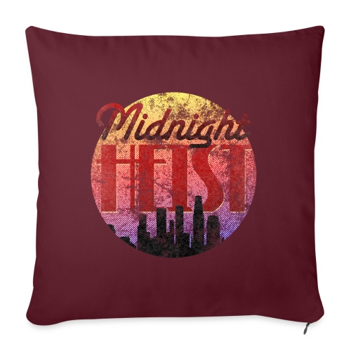 Midnight Heist - Sofa pillow with filling 45cm x 45cm